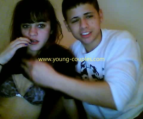 Latina teen getting fisted